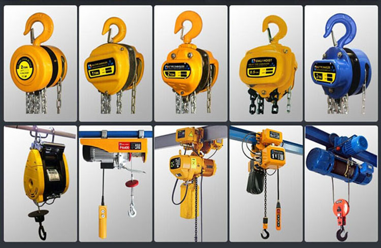 Chain Hoist Electric
